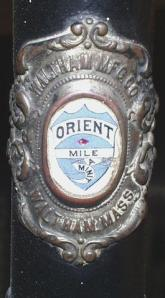 Orient Bicycle Logo